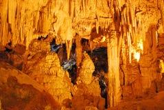 Neptune´s Grotto Stock Photo