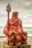 Neptune Statue Stock Photography