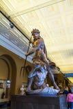 Neptune & Triton sculpture by Bernini Royalty Free Stock Photo
