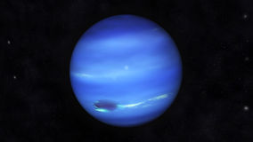 Neptuno Foto de archivo