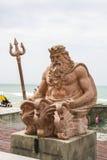 Neptuno (Poseidon) Imágenes de archivo libres de regalías