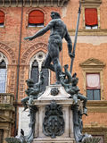 Neptuno's statue Royalty Free Stock Images