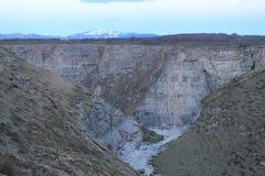 Nerbioi ibaiaren jauzia, Delika, Amurrio  Basque Country Royalty Free Stock Images