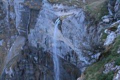 Nerbioi ibaiaren jauzia, Delika, Amurrio  Basque Country Stock Photo