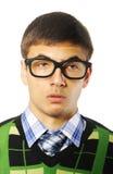 nerd Στοκ Εικόνα