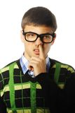 Nerd Royalty Free Stock Images