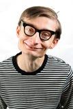 χαριτωμένο nerd Στοκ φωτογραφίες με δικαίωμα ελεύθερης χρήσης