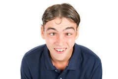 Nerd faces Stock Photo