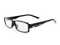 Nerd glasses , perfect reflection Stock Photography