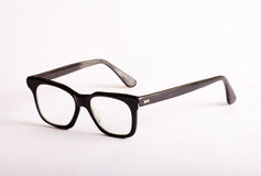Nerdy black glasses Stock Photo