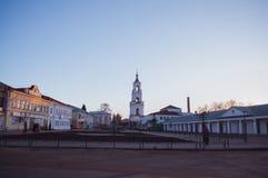 Nerekhta, Kostroma Oblast Royalty Free Stock Images