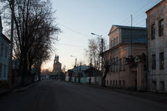 Nerekhta, Kostroma Oblast Stock Photos