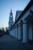 Nerekhta, Kostroma Oblast Stock Images