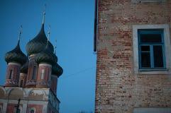 Nerekhta, Kostroma Oblast Royalty Free Stock Photos