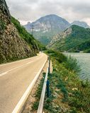 Neretva River canyon Stock Photography