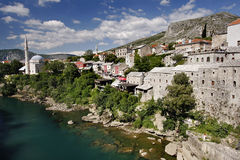 Neretva river and Kujundziluk Royalty Free Stock Photo