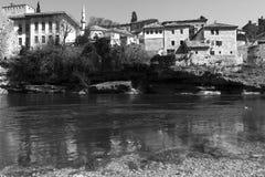 Neretva rzeka Obraz Stock