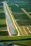 Neretva valley Stock Images