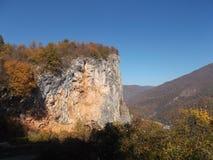 河Neretvica 免版税库存照片