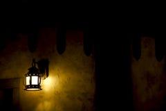 Nerezza illuminating della lanterna immagine stock libera da diritti