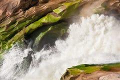 Énergie hydraulique Image libre de droits