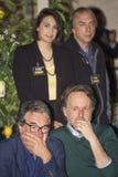 Neri parenti and francesco bruni directors cinema Royalty Free Stock Images