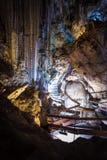 Nerja cave Stock Photos