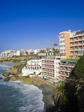 Nerja coast, Spain Stock Image