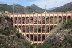 Nerja - Eagle Aquaduct Stock Image