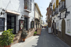 NERJA Royalty Free Stock Images