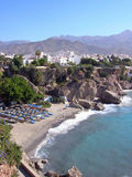 Nerja, Spain Stock Photo
