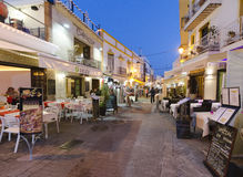 nerja Spain Obraz Royalty Free