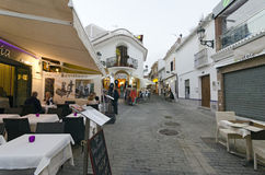 Nerja, Spain Stock Photography