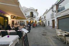 Nerja, Spain Stock Photography