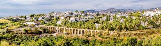 Nerja, Spanje royalty-vrije stock fotografie