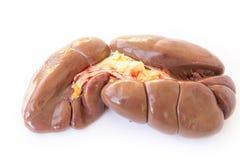nerki surowego wołowiny Zdjęcie Royalty Free