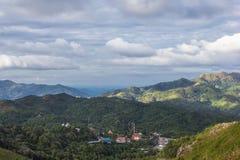 Nern Chang Suek is één van interessante plaatsen in Kanchanaburi stock foto