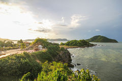 Nern Nang Phaya, Chanthaburi Tailandia Immagine Stock