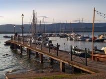 Nernier, France, Lake Geneva Royalty Free Stock Photos