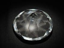 Nero-diamante Fotografia Stock Libera da Diritti