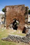 Nero skąpań ruiny w Pisa zdjęcia stock