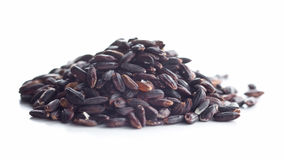 The nerone rice. Royalty Free Stock Photography