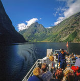 Nerov Fjord, Norway Royalty Free Stock Image