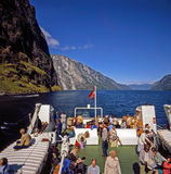Nerov Fjord, Norway Royalty Free Stock Image