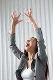Nervenzusammenbruch Lizenzfreie Stockfotos