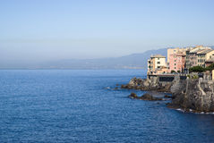 Nervi - Genoa, Italy Stock Photo