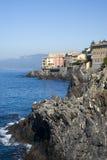 Nervi - Genoa, Italy Stock Image