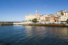 Nervi - Genoa, Italy Stock Photos
