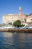 Nervi - Genoa, Italy Royalty Free Stock Photos