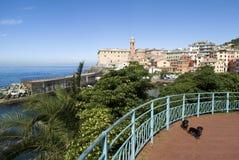 Nervi - Genoa, Italy Stock Photo